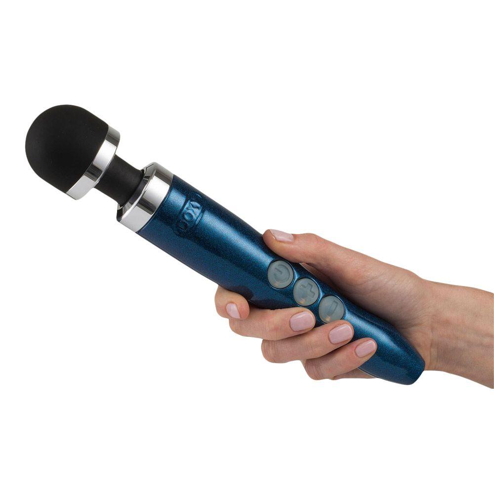 Køb Doxy Die Cast 3R Magic Wand Vibrator