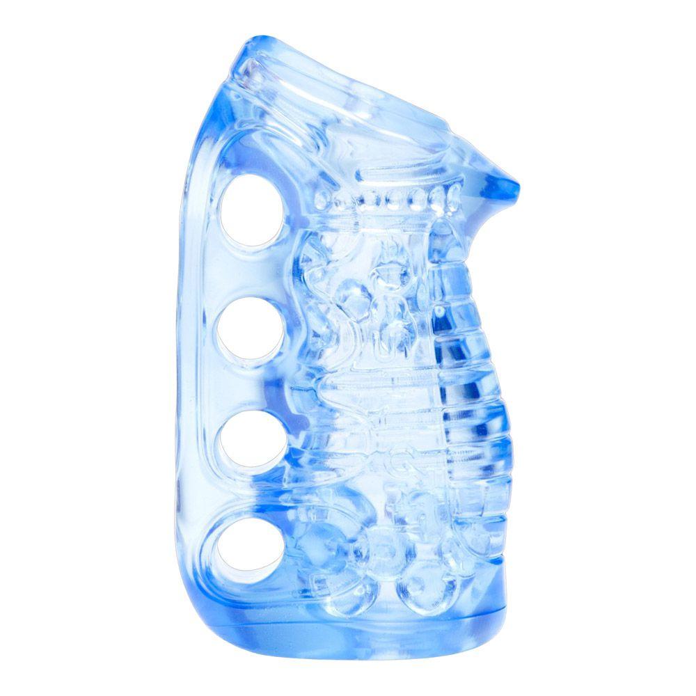 Køb Fleshlight Fleshskin Grip Blue Ice