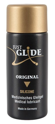 Image of   Just Glide - drøj silikonebaseret glidecreme-30 ml.