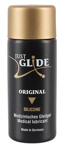 Just Glide - drøj silikonebaseret glidecreme-200 ml.