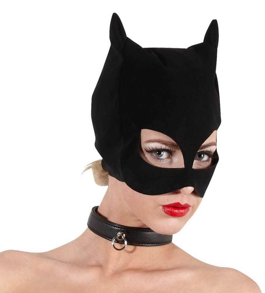 Image of   Bad Kitty - Kattemaske sort