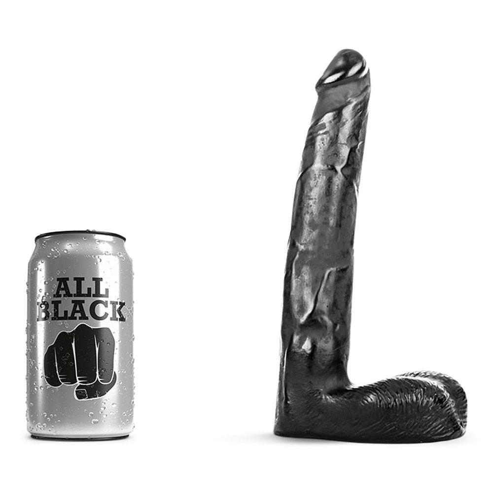 Køb All Black 4 – Anal Dildo