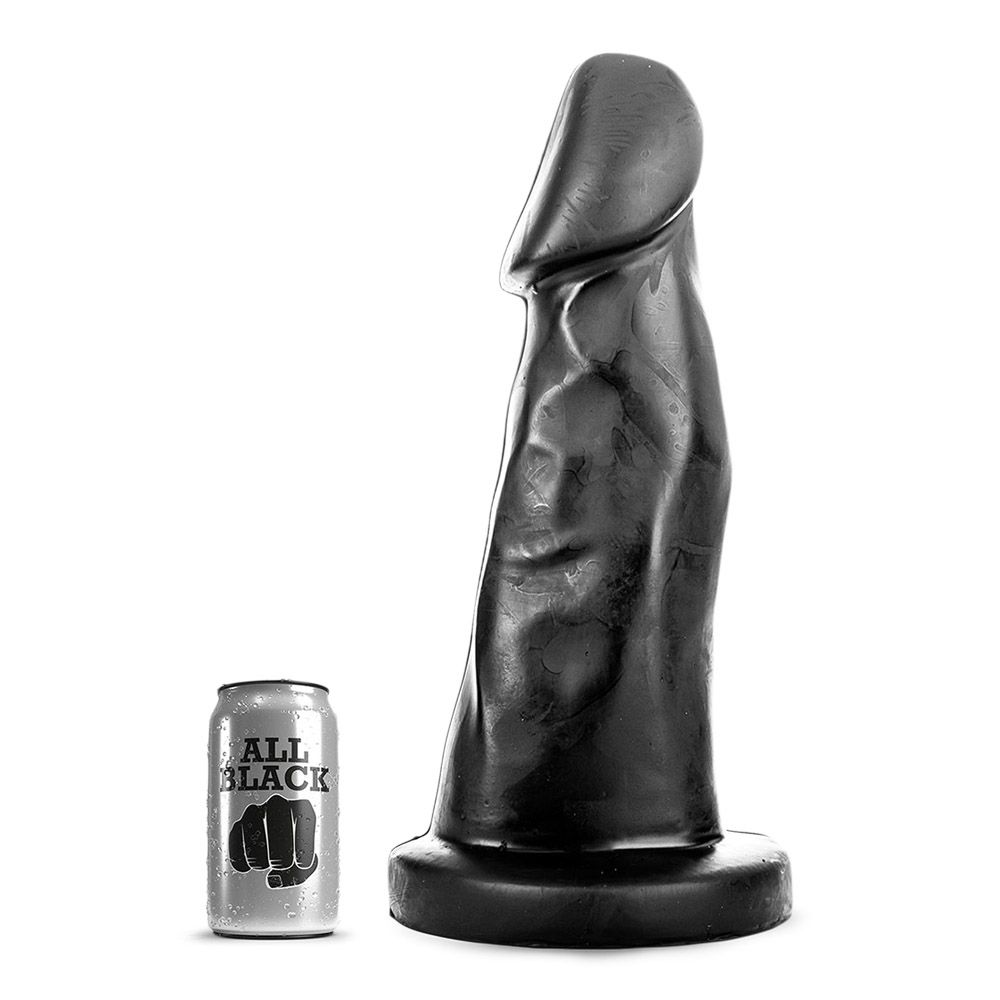 Køb All Black 38 – Kraftig Butt Plug