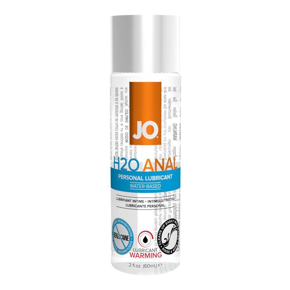Køb System Jo Anal H2O Vandbaseret Glidecreme – Warming