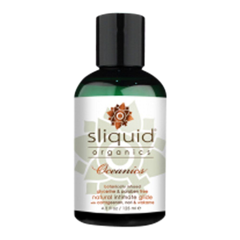 Køb Sliquid Oceanics Natural – Økologisk Glidecreme