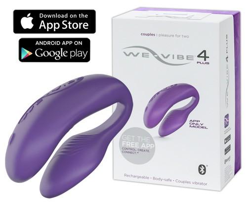 We Vibe 4 Plus par vibrator