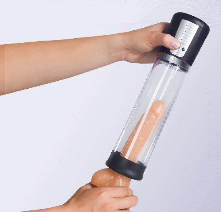 Hvordan bruger jeg en penispumpe