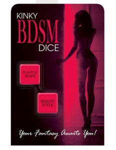 Kinky BDSM terninger