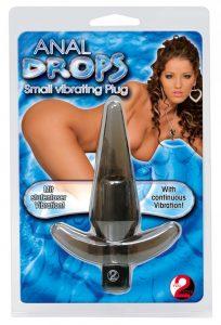 anal drops er en vibrerende buttplug til begyndere