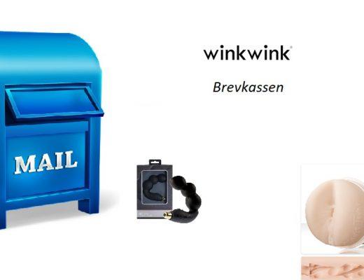 banner winkwink brevkasse