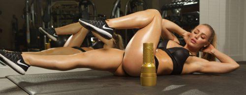 træning med Fleshlight Stu